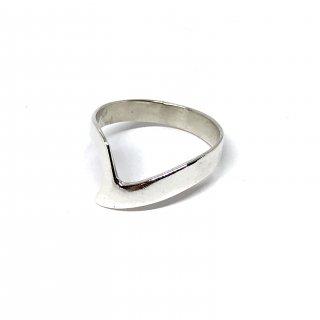 SILVERELLA シルバーエラ リング《送料無料》Wave Claw Ring ウェーブクロウリング