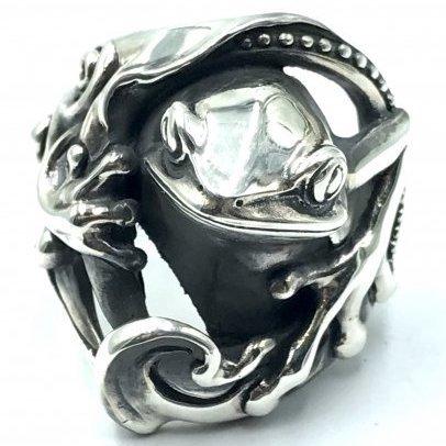 avatara アバターラ 正規代理店 リング《送料無料》蛙 Ring