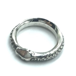 avatara アバターラ 正規代理店 リング《送料無料》UROBOROS  Ring /Silver ウロボロス