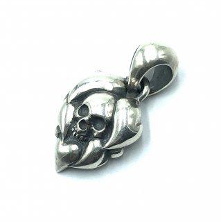 Rat Raceラットレース 正規代理店 r.l.d ペンダント《送料無料》Skull in Heart Top