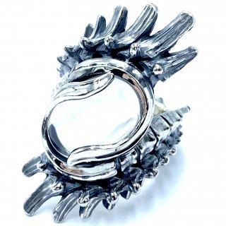Legio Made レギオメイド 正規代理店 リング《送料無料》Spine/Crystal