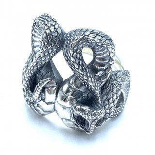Legio Made レギオメイド 正規代理店 リング《送料無料》Rattle snake