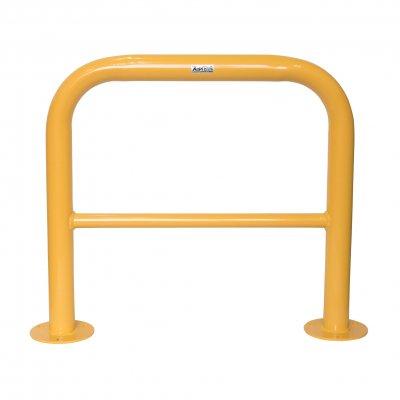 U型 ベース式 塗装・黄