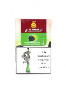 AL FAKHER グレープWithベリー 50g
