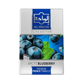 AL WAHA(アルワハ) Elite Edition アークティックブルーベリー 50g