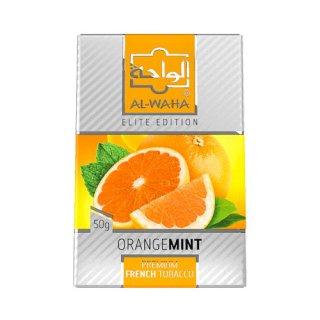 AL WAHA(アルワハ) Elite Edition オレンジミント 50g