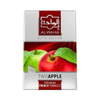 AL WAHA(アルワハ) Elite Edition TWOアップル 50g
