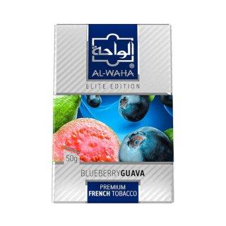 AL WAHA(アルワハ) Elite Edition ブルーベリーグアバ  50g