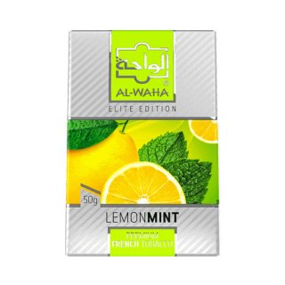 AL WAHA(アルワハ) Elite Edition レモンミント 50g