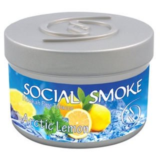 Social Smoke ソーシャルスモーク アークティックレモン 50g