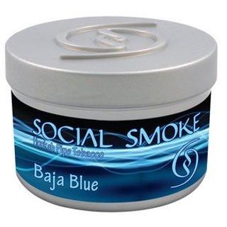 Social Smoke ソーシャルスモーク バハブルー 50g
