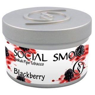 Social Smoke ソーシャルスモーク ブラックベリー 50g