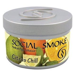 Social Smoke ソーシャルスモーク シトラスチル 50g