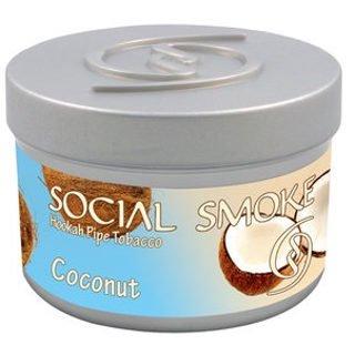 Social Smoke ソーシャルスモーク ココナッツ 50g