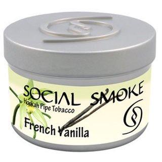 Social Smoke ソーシャルスモーク フレンチバニラ 50g