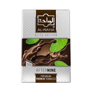 AL WAHA(アルワハ) Elite Edition アフターナイン(チョコミント) 50g