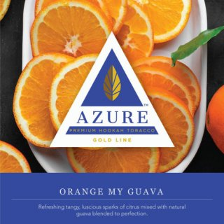 Azure Gold Line アズアーゴールドライン オレンジマイグアバ100g