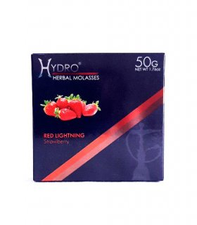 Hydro Herbal ハイドロハーバル Red Lightning (ストロベリー)  50g