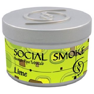 Social Smoke ソーシャルスモーク ライム 50g