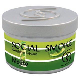 Social Smoke ソーシャルスモーク モヒート 50g