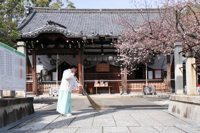 桑名宗社(春日神社)の求人募集