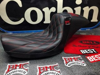 BMC,Corbin [THE WALL] Custom Seat DYNA/FXR
