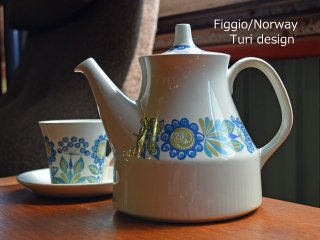 Figgio Turi / Tea pot<br> フィッギオ / ティーポット