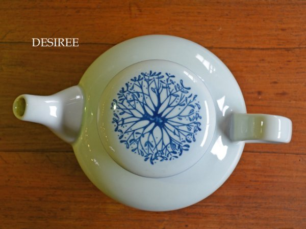 【SOLD OUT】DESIREE/ Tea pot<br> デジレ / ティーポット