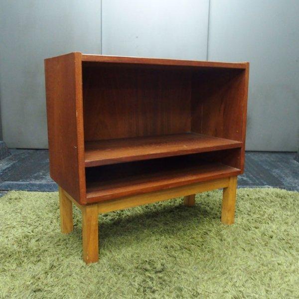 とても珍しいコンパクトシェルフ! Teak Compact Bookshelf