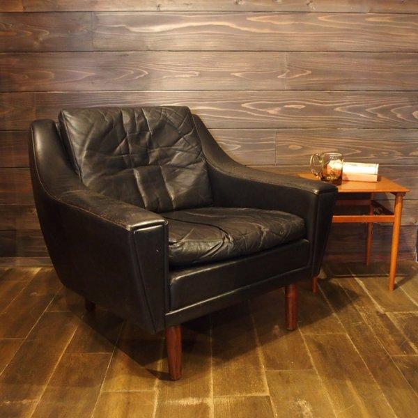 Illum Wikkelsoデザインの一人掛けソファ<br> Rosewood Easy Chair
