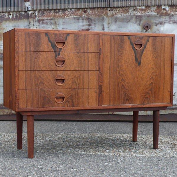 木目、デザイン、サイズ感、使い勝手...グッドポイント満載! Rosewood Cabinet