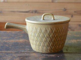 Jens.H.Quistgaard Leaf / Sauce pot<br>クイストゴー リーフ ソースポット