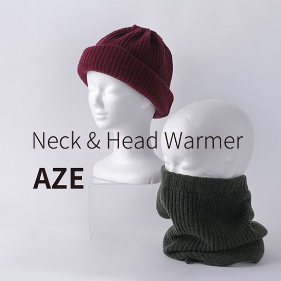 Neck & Head Warmer  Aze