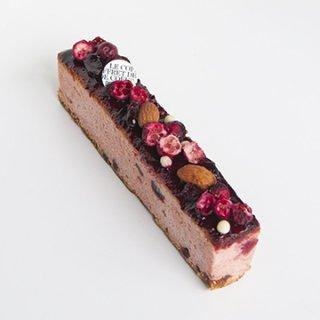 GATEAU DES FRAMBOISE ET DES GROSEILLES / バトンパウンドケーキ クランベリーとフランボワーズ