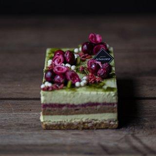 【配送可能になりました】      Gâteau a la pistache fraises / ガトーピスターシュフレーズ