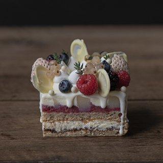 【ホワイトデー限定】Gâteau Blanc / ガトーブラン