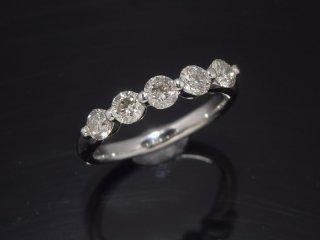 PT900 1.0ctダイヤモンドリング