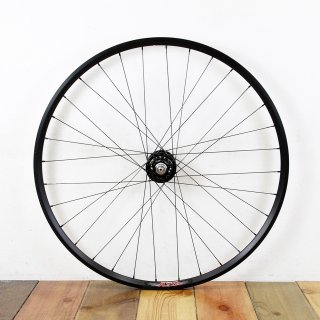 Wicked Custom Wheel / Velocity A23 Rim × Phil Wood CX Front Hub