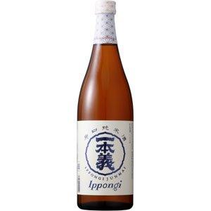 一本義 辛口純米酒 720ml