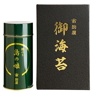 駒屋・島の娘(焼海苔) 4号缶