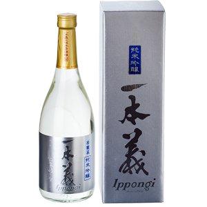 一本義 辛爽系(からさわけい)純米吟醸720ml