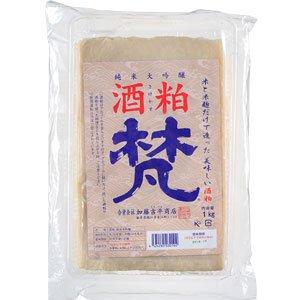 梵 純米大吟醸酒粕