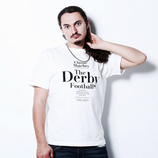 The Derby - vanilla white
