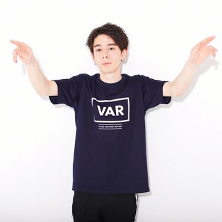 VAR - navy