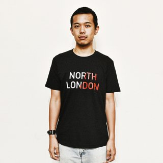 North London Derby - black