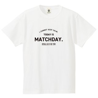 Today Is Matchday - vanilla white<img class='new_mark_img2' src='https://img.shop-pro.jp/img/new/icons14.gif' style='border:none;display:inline;margin:0px;padding:0px;width:auto;' />