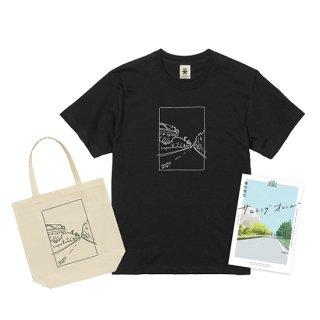『サムシングオレンジ|THE ORANGE TOWN STORIES』単行本セット(Tシャツ/エコトート/ポストカード付)