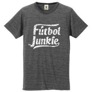 Football Junkie - charcoal
