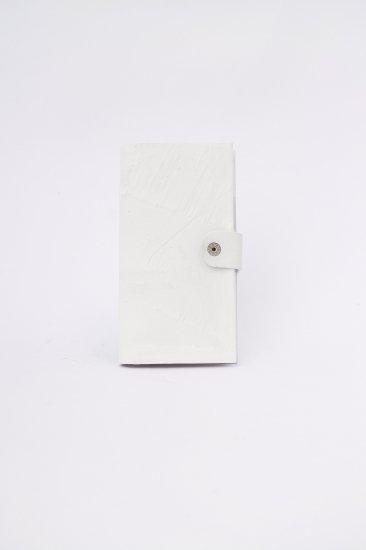 手帳型IPHONEケース   10.8.7.6s.5SE.白壁