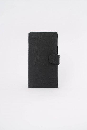 手帳型IPHONEケース 10.8/7/6.6S/5SE/黒壁